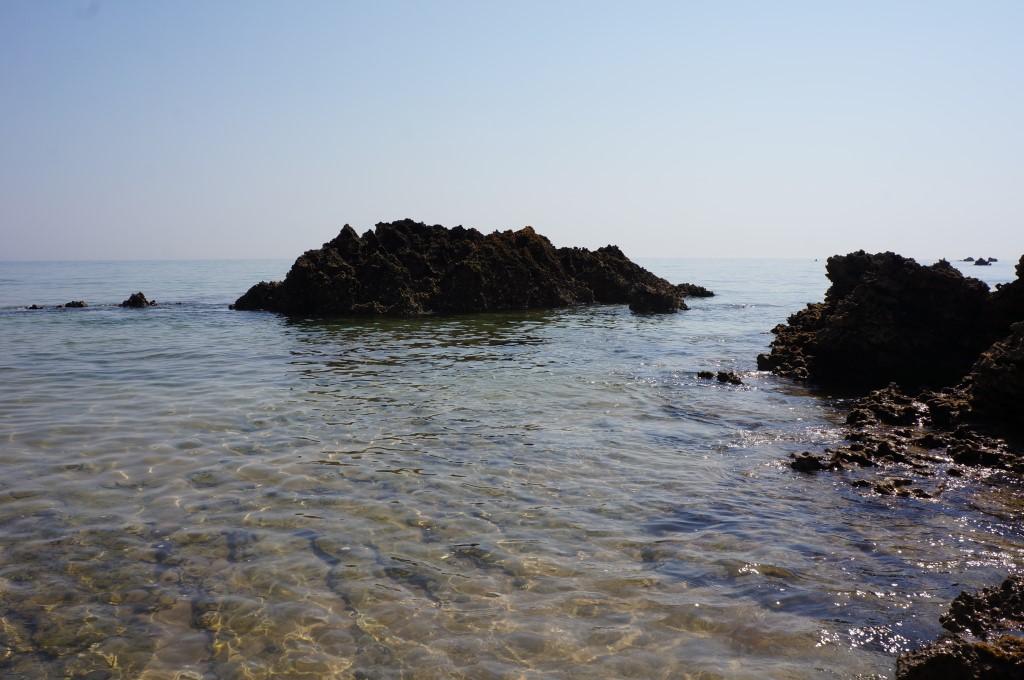 Причуды сумасшедшего градусника или существует ли июньский пляжный отдых в Кантабрии? [Noja, Santoña, Oviedo]