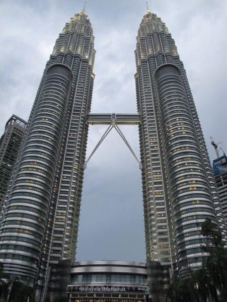 Kuala Lumpur  город-парк