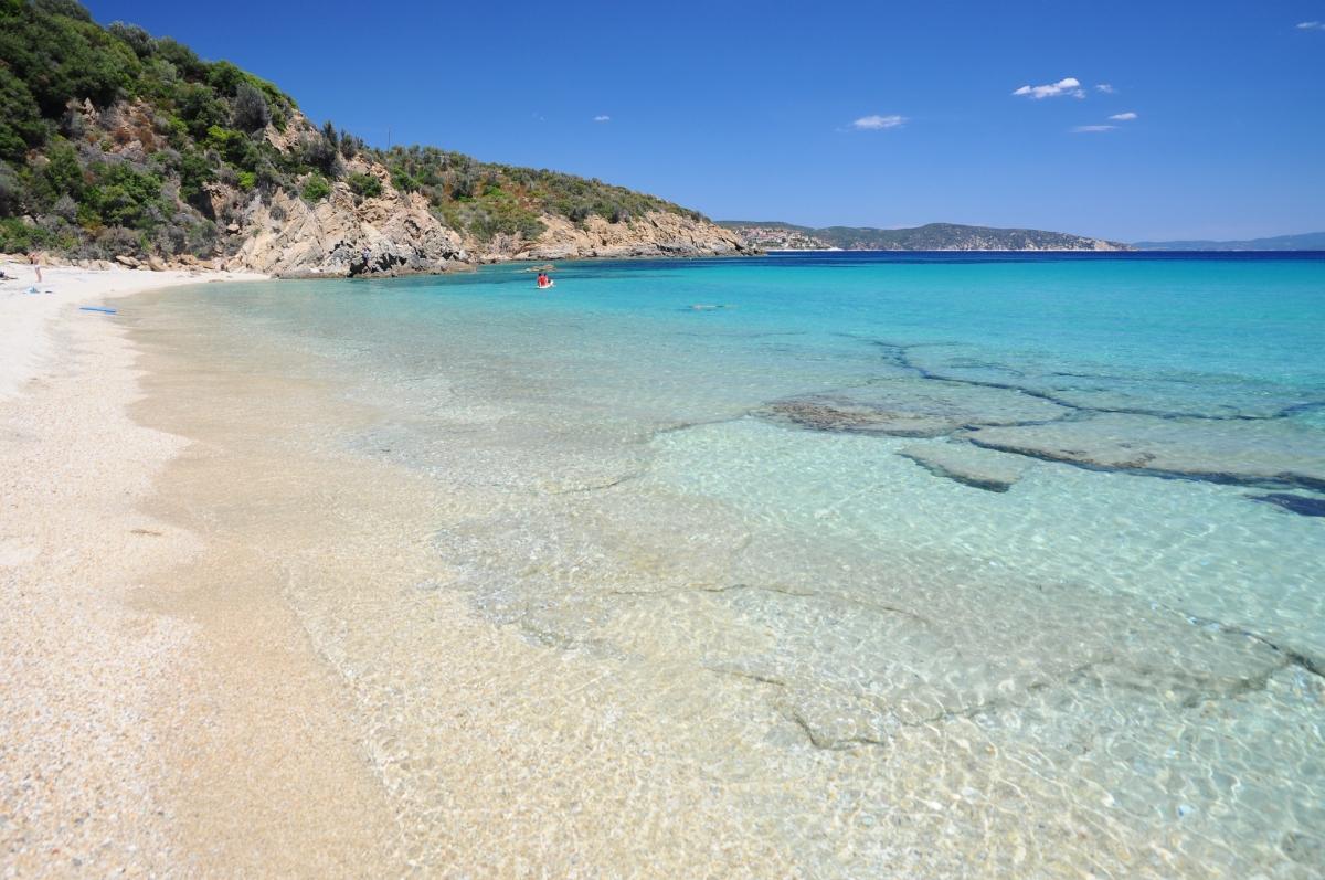 одной них, халкидики греция отзывы туристов о пляжах фото этого