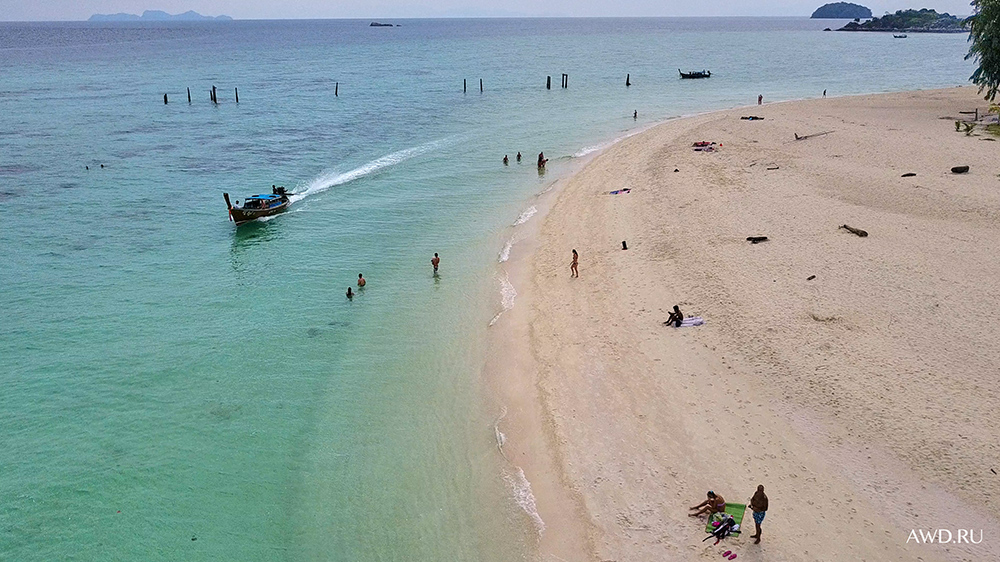 Остров Ко Липе отзывы. Как добраться до Ко Липе, пляжи Ко Липе