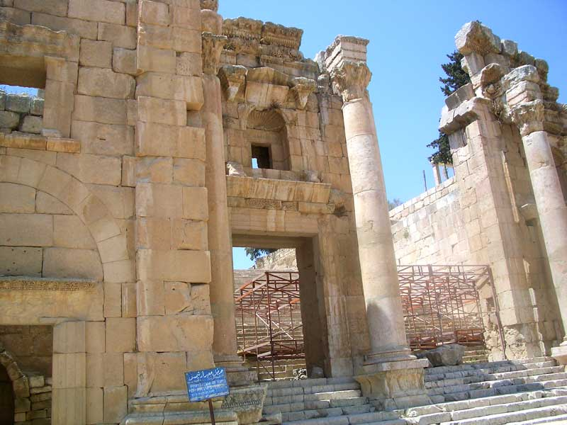Первый раз в Иорданию (2007)