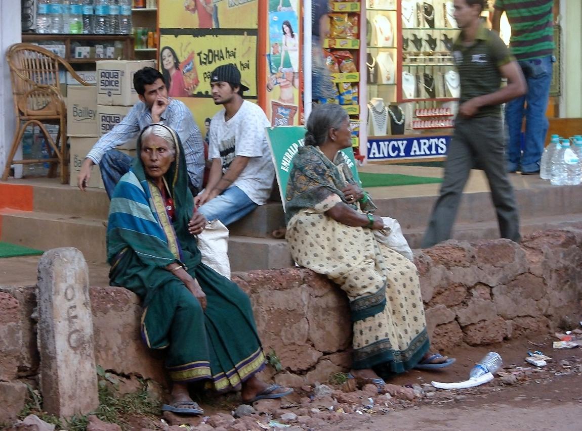 Уличный секс в индии