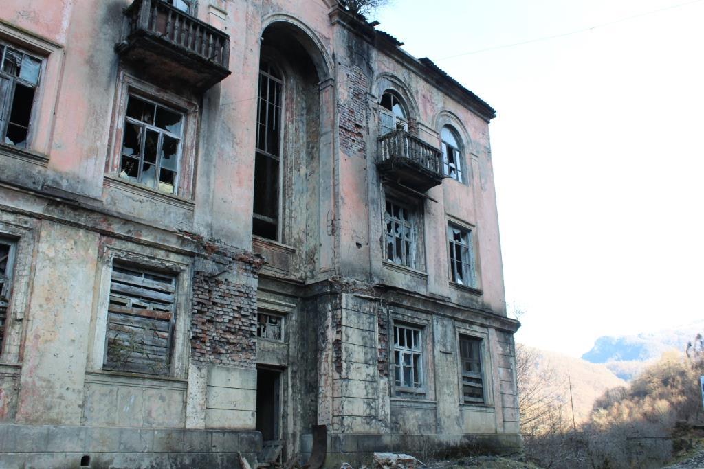 Абхазские приключения НГ 2021