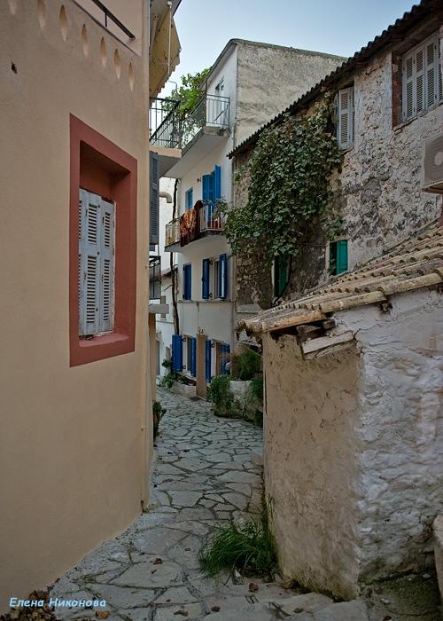 Недвижимость в парге греция