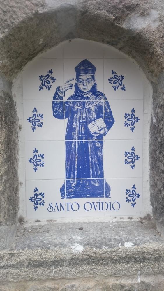 Камино Сантьяго, Португальский Путь, сентябрь 2017 (Португальская часть)