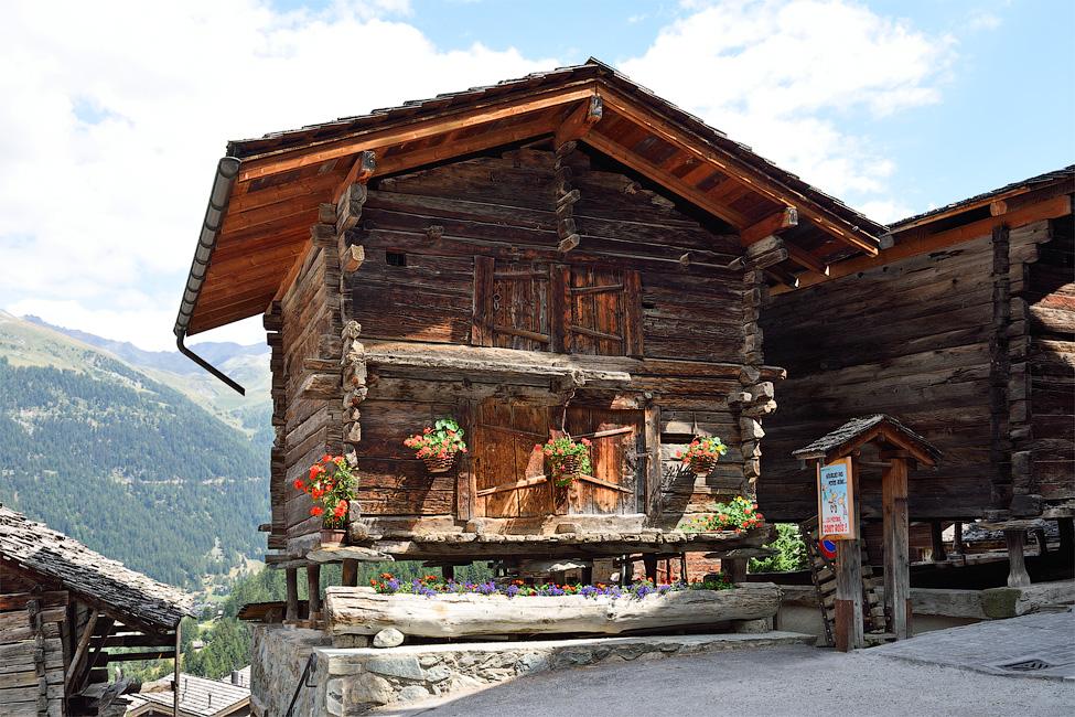 Неделя в Швейцарии. Города и горы