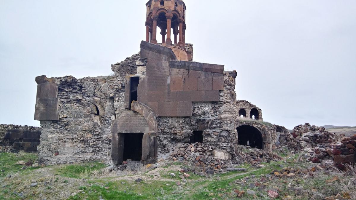 По восточной Турции (апрель 2019)