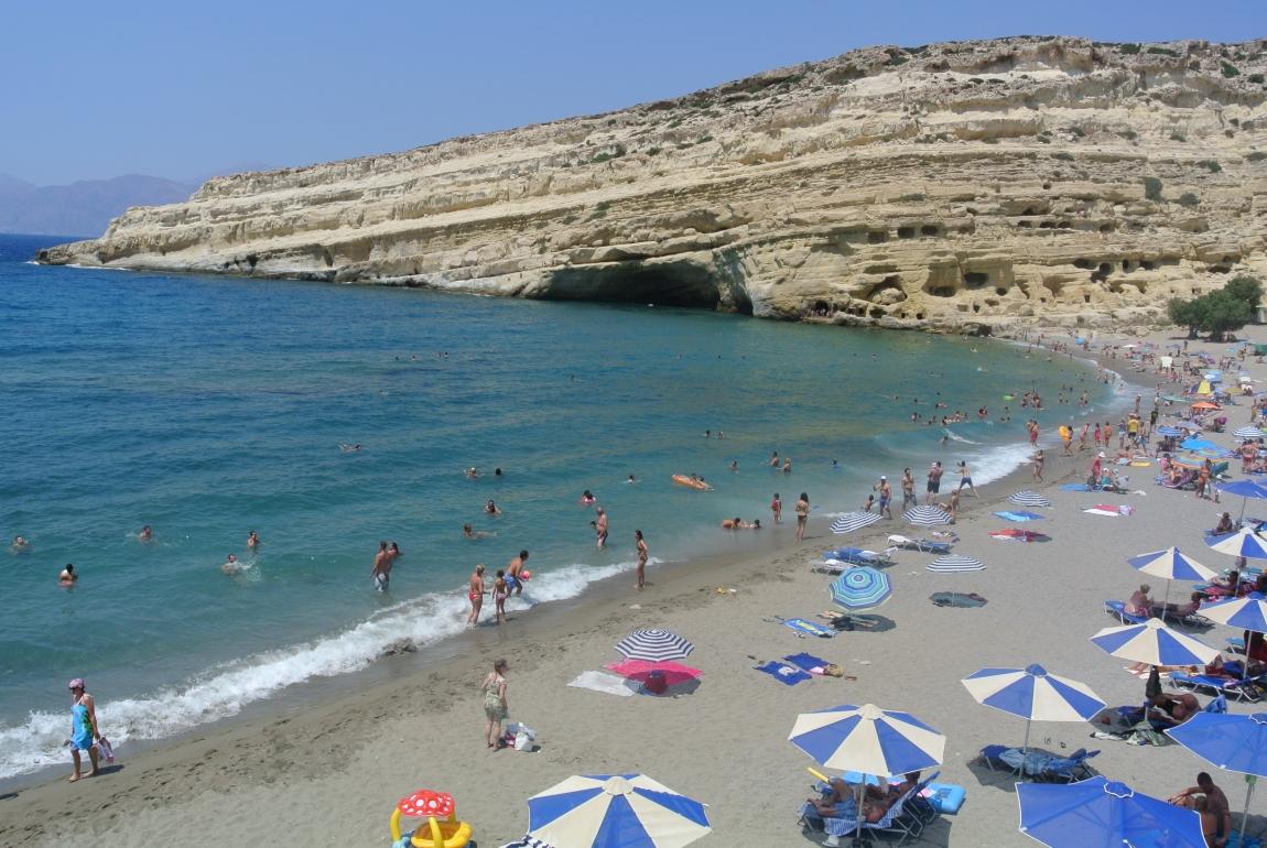 Пляж Вай - Агентство отдыха на Крите, Греция - Ираклион Ру | 770x1150