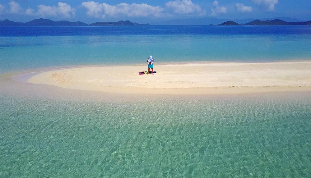 Маршрут по островам Бусуанга - Корон - Боракай - Палаван. Лучшие пляжи на Новый год.