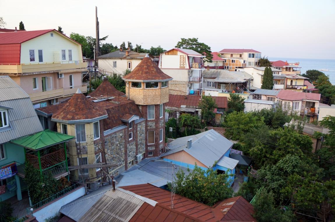 Городская застройка в Крыму: шарм Крыма или беспредел?