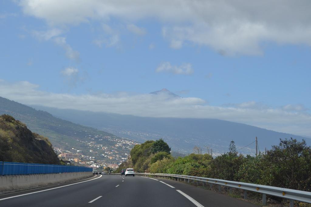 Бич-тур на Тенерифе, октябрь 2011