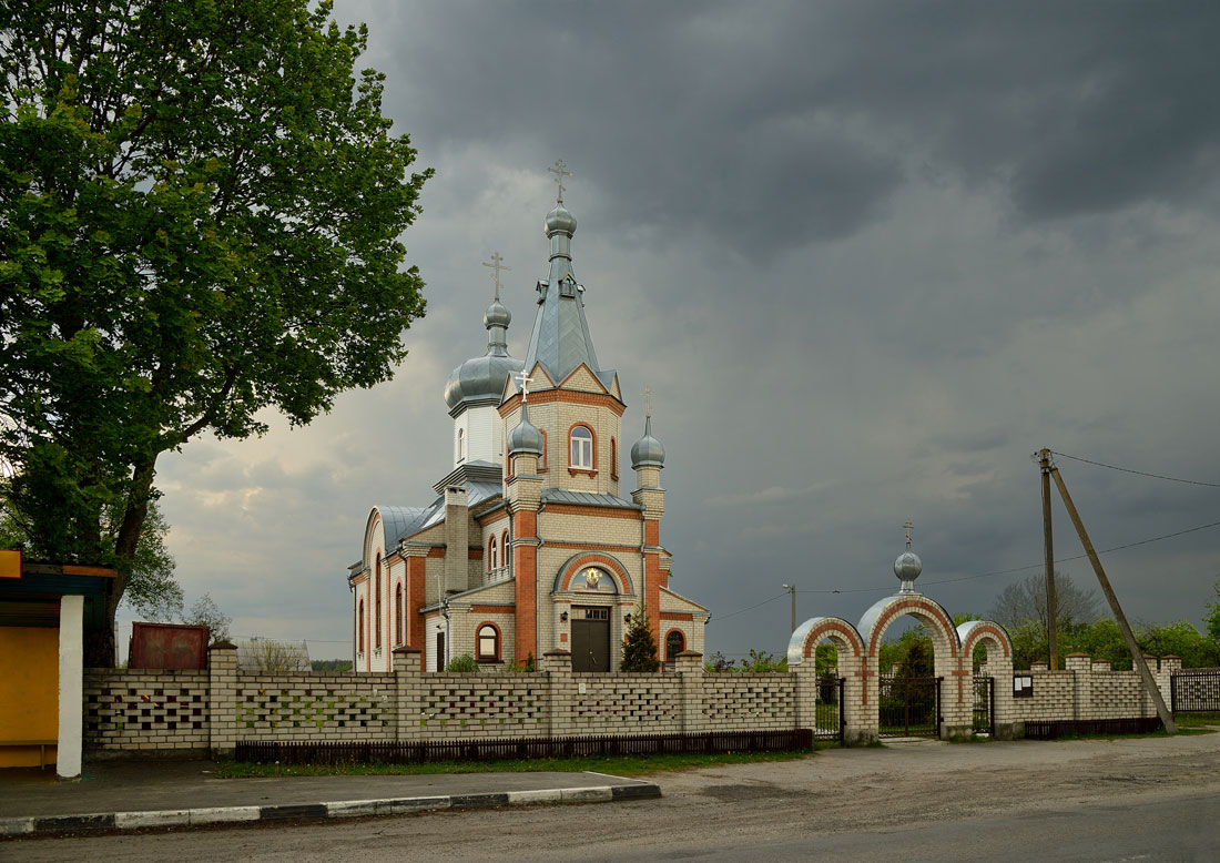 Архитектурные памятники Беларуси. Известные и не очень