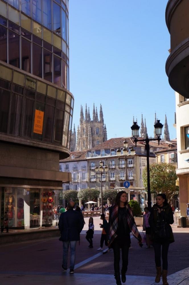 Последний ноябрь лета, первый ноябрь лета [Arevalo, Valladolid, Burgos и другие]
