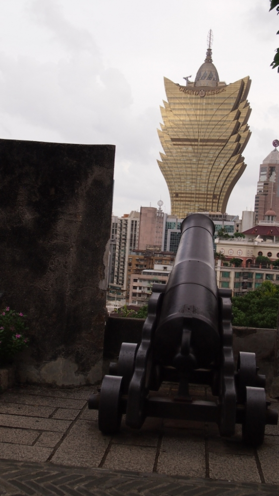 Гонконг и чуть-чуть Макао лето 2016