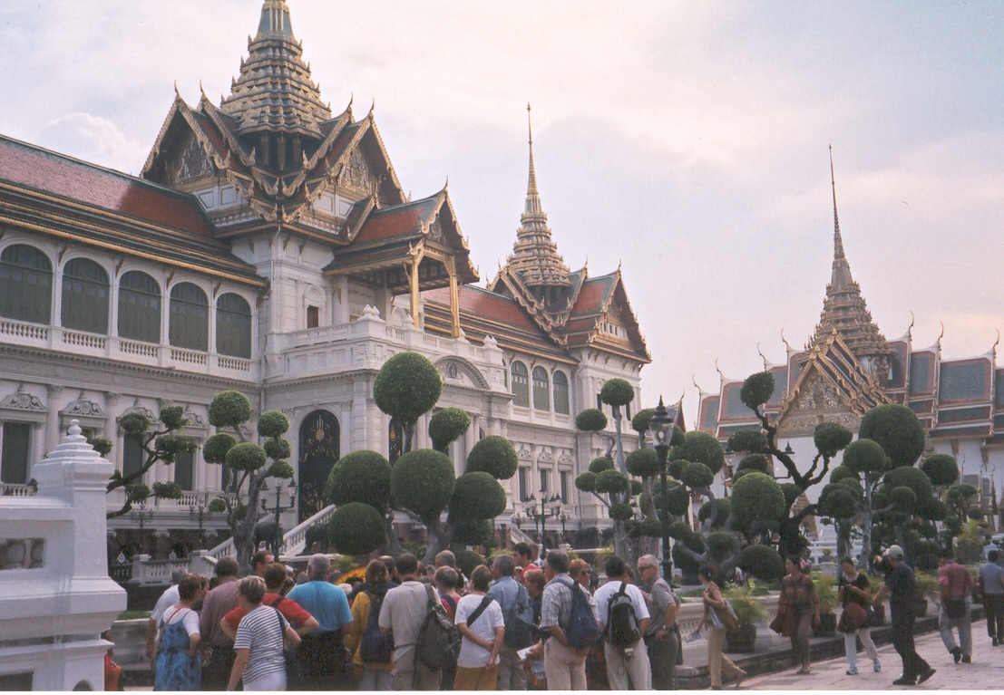 Таиланд самостоятельно. Без турагенства. Страна, ставшая домом.