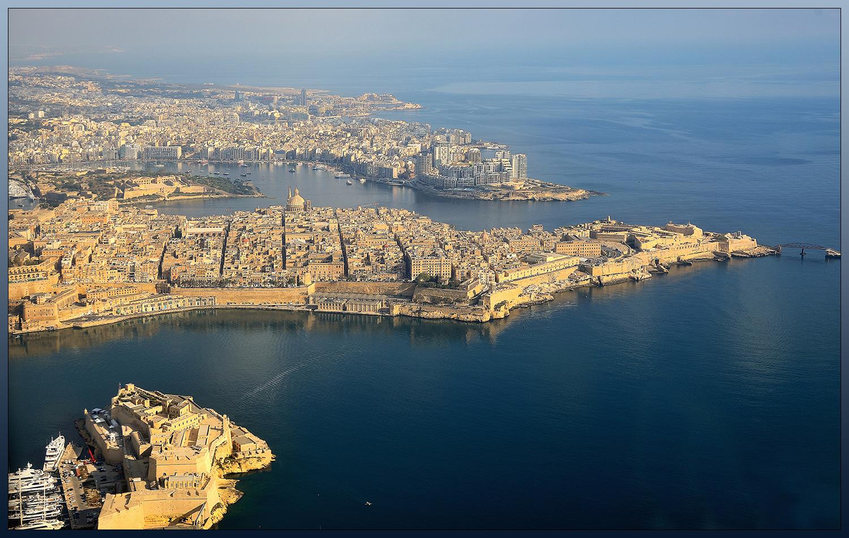 По городам и весям Мальты. Две недели гаваней, фортов и церквей