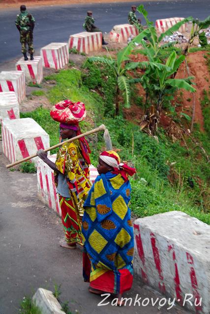 Три дня в Бурунди