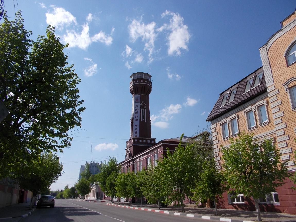 Водонапорная башня нестеров краткое описание