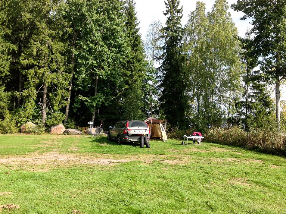 Новыми маршрутами по знакомым местам (Центральная Норвегия, сентябрь 2014)