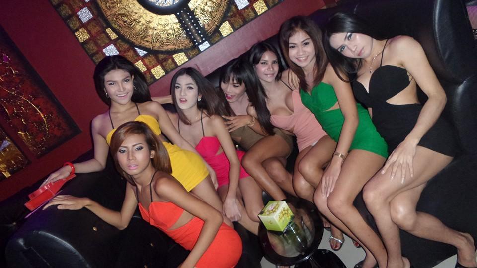 с в знакомство таиланде трансом