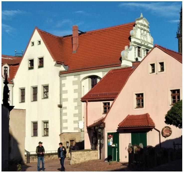 2019, ноя. «Победный» уикенд вокруг Лейпцига: Торгау, Майссен, Наумбург (просто погулять).