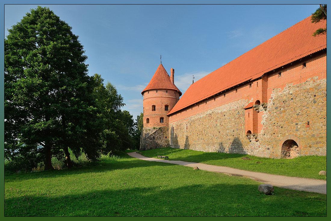 По Польше на машине-5. Замки, дворцы и тяжёлый металл