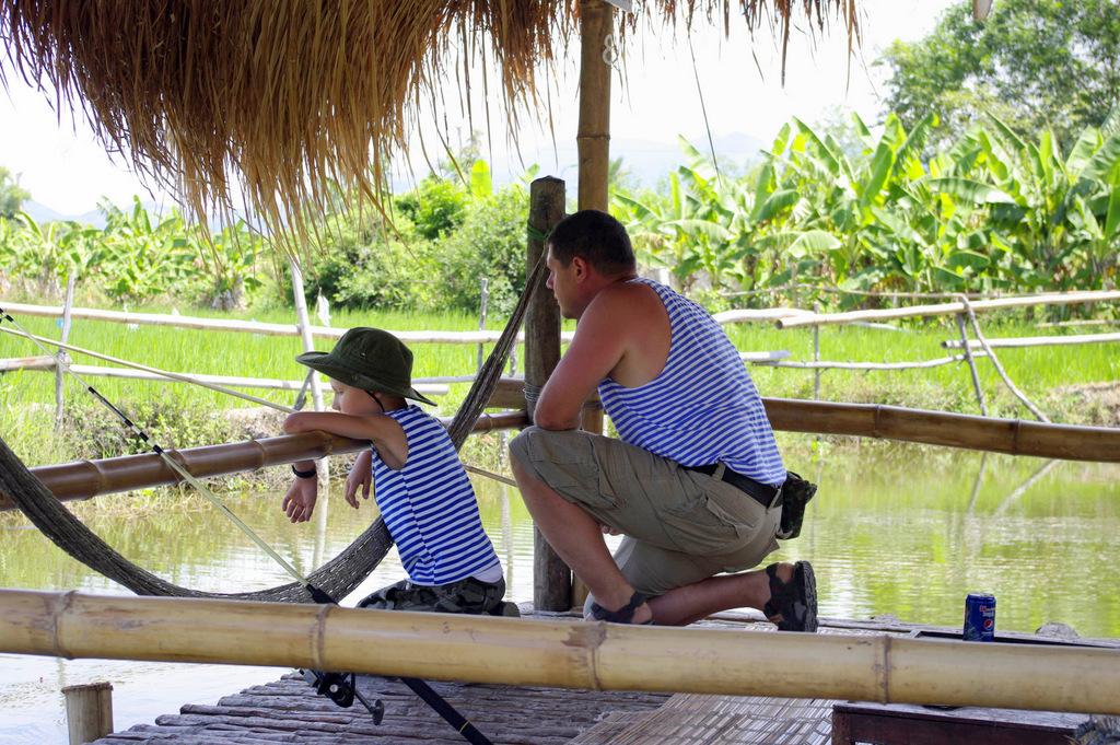 рыбалка во вьетнаме нячанг видео