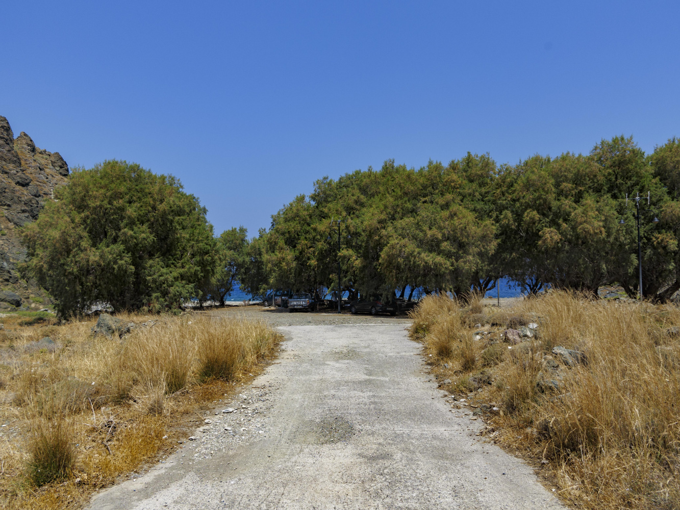 Восточный Крит: пляжи и ущелья. Август 2019.