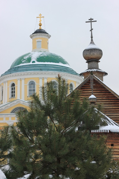 МОСКВА: По дороге из желтого