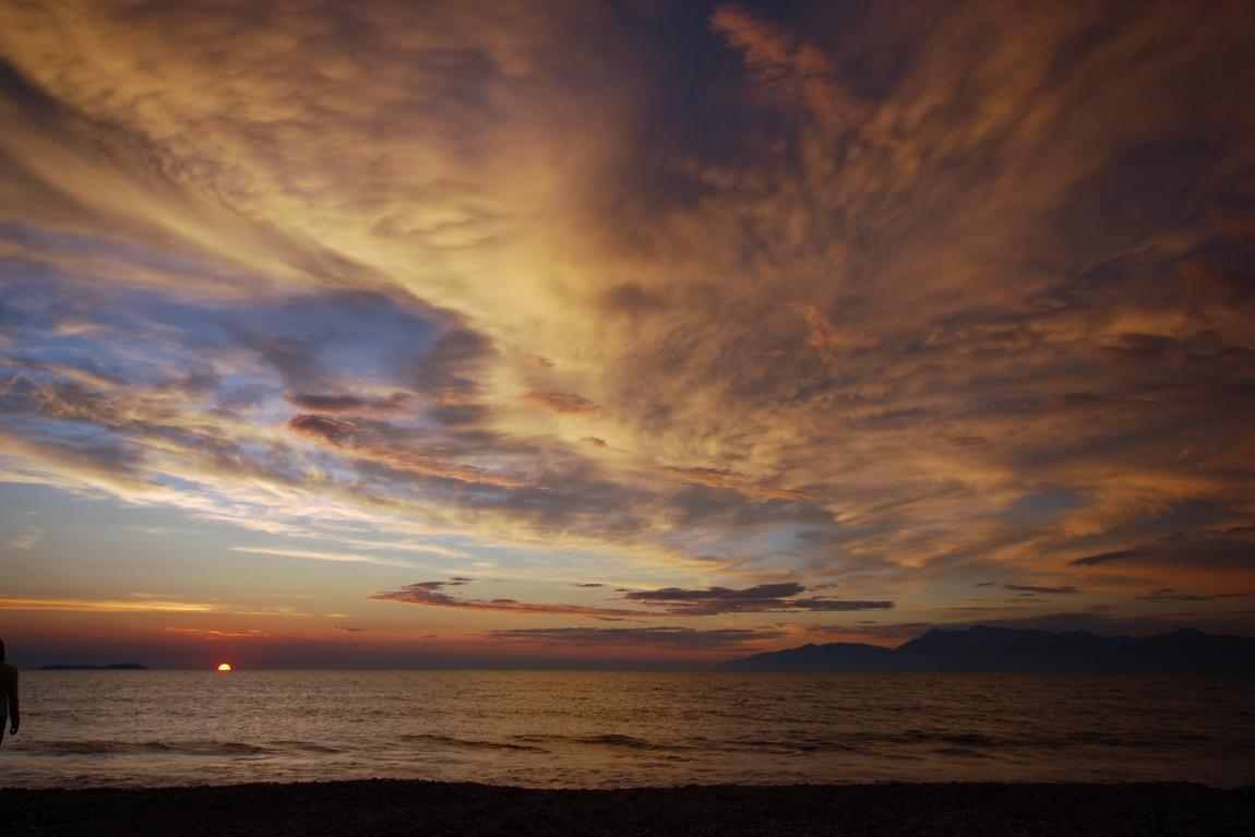 Остров Корфу. Поездки, эмоции, впечатления.