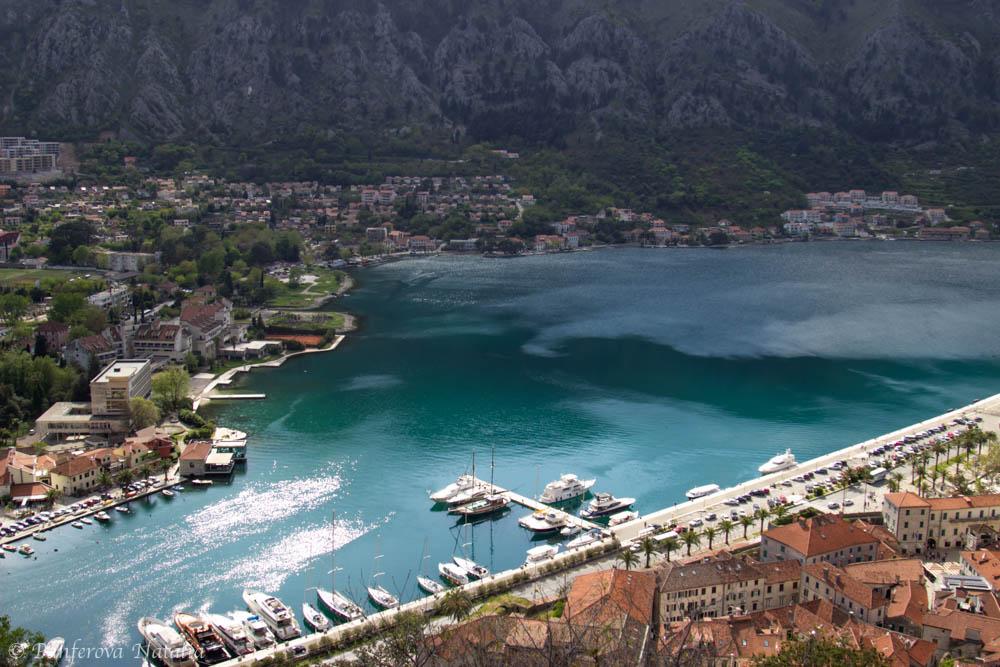 Вода в черногории в июне