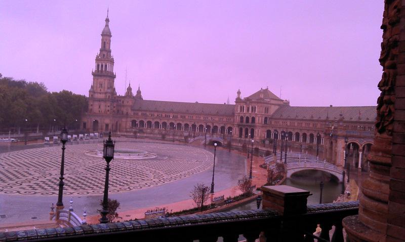 Путешествие по Испании в конце октября. С выпивкой.