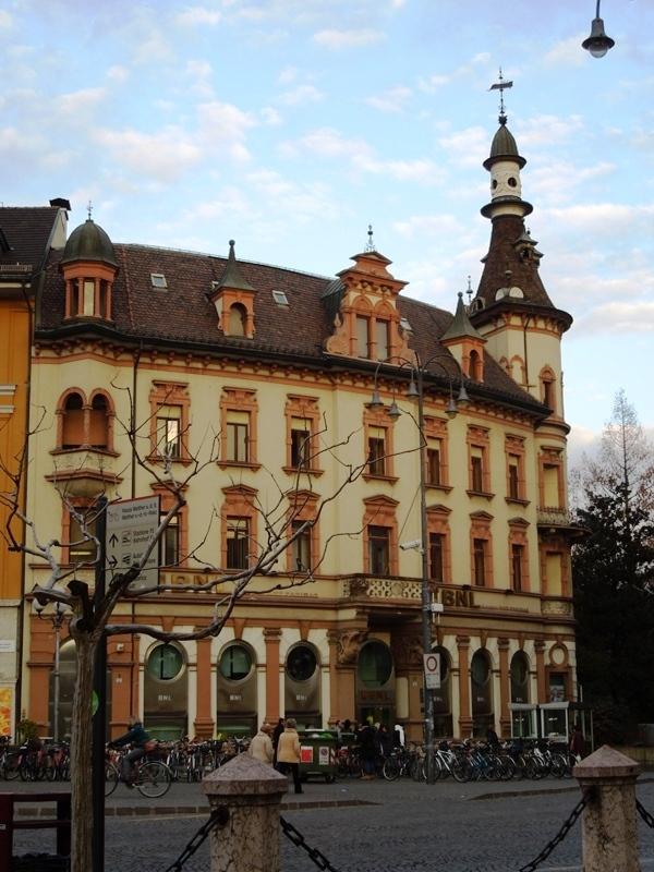 Architettura Bolzano