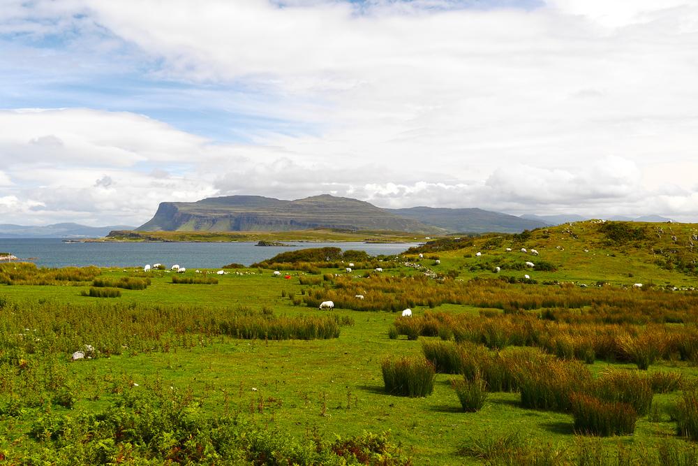 Круиз по озерам Шотландии на яхте и автопутешествие по Highlands of Scotland  в августе