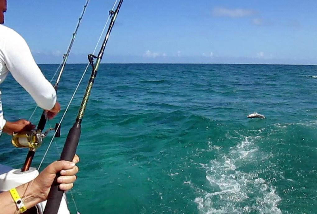 куба варадеро рыбалка с берега