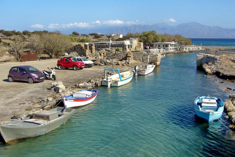 Десять дней по Восточному Криту. Август 2018