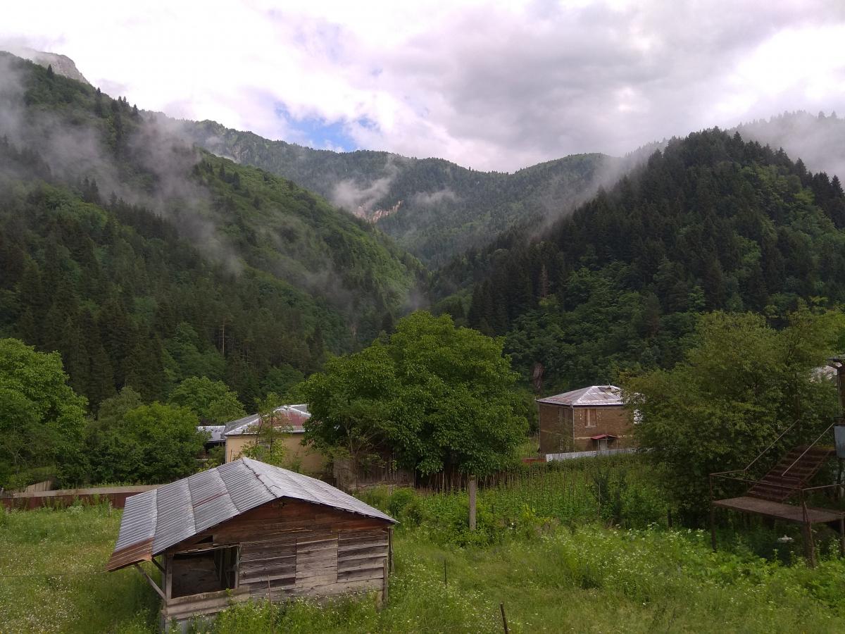 Рача, Грузия на 4 дня