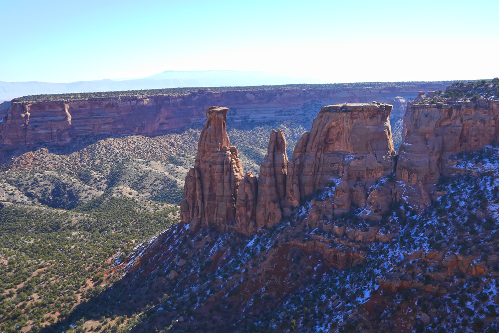 Парк Colorado National Monument США