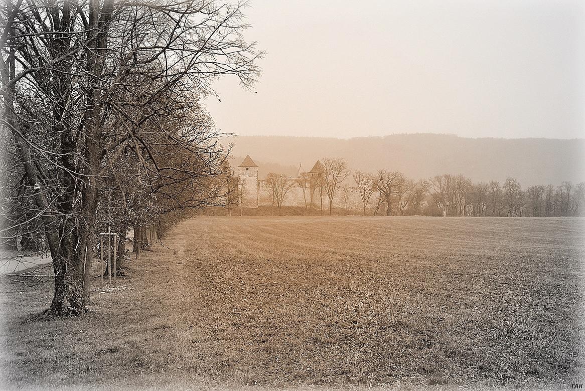 Сказка Венского леса. Новый год в Вене, вылазка в Брно, Вевержин и Леобендорф (Кроценштайн).