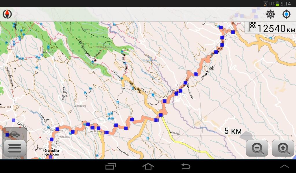 Ищу карты Тенерифе для навигатора