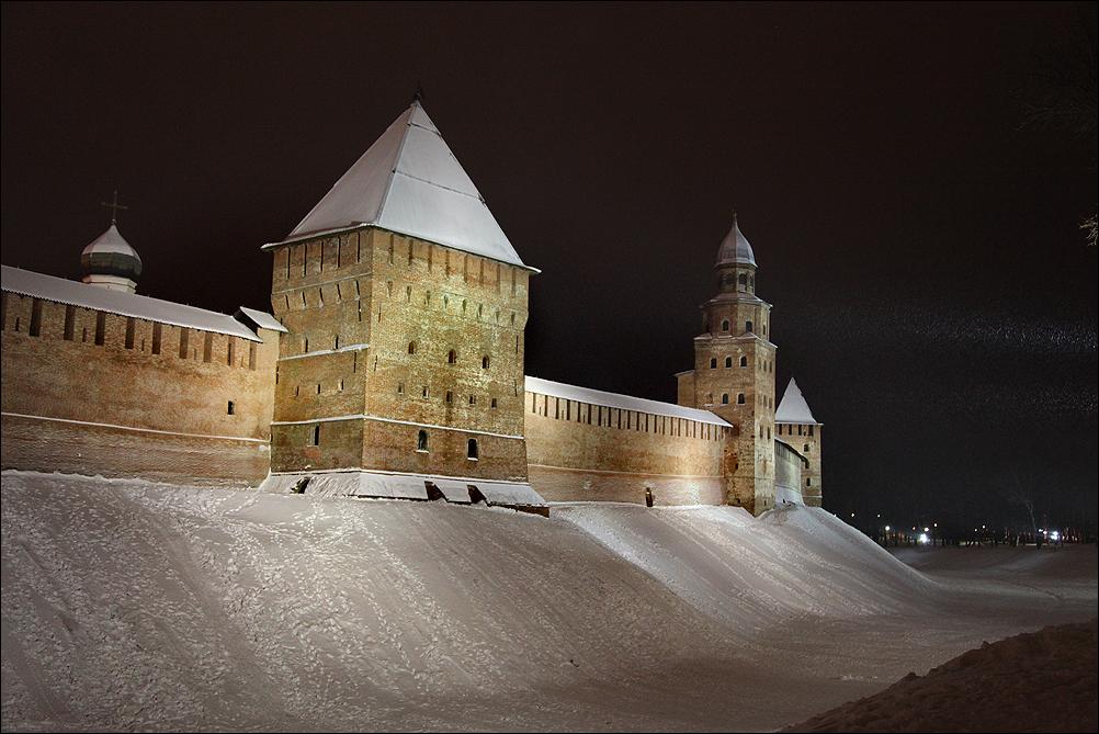 Великий Новгород на Новый год или закончить начатое