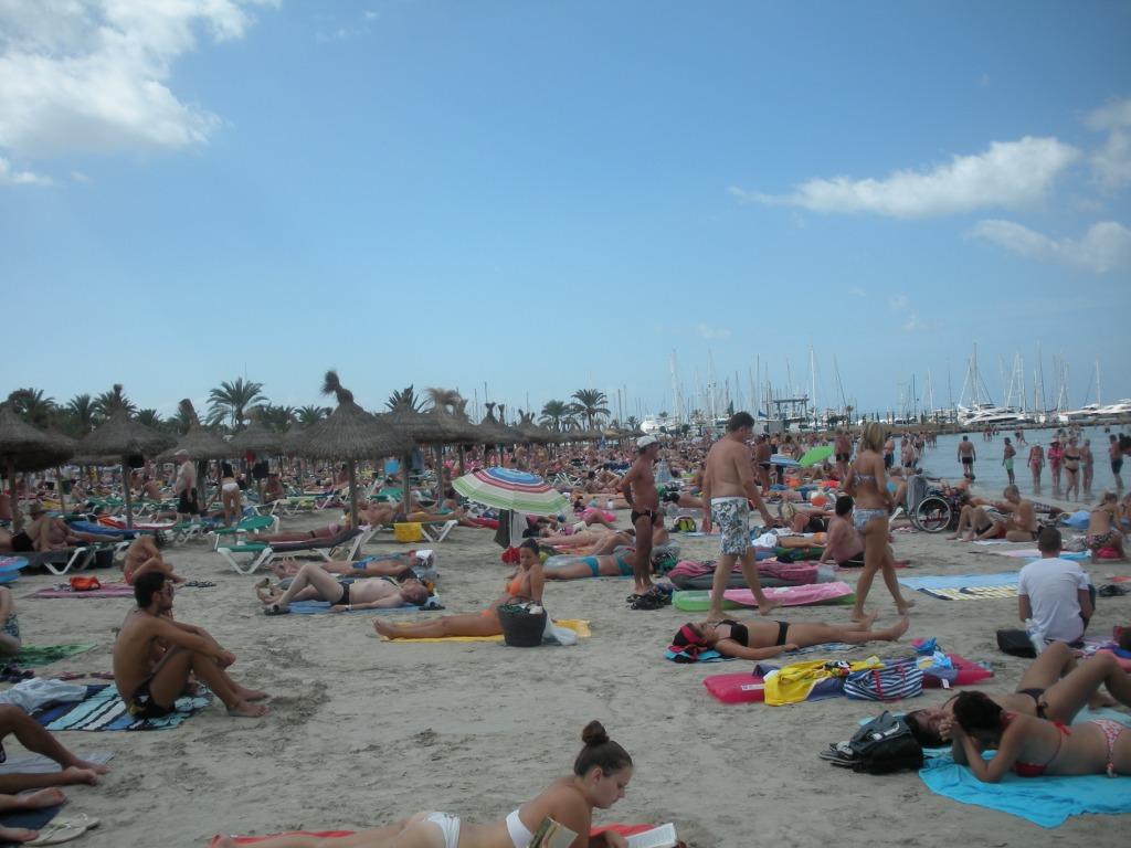 Майорка! Пляжи, серпантины и вёдра сангрии...
