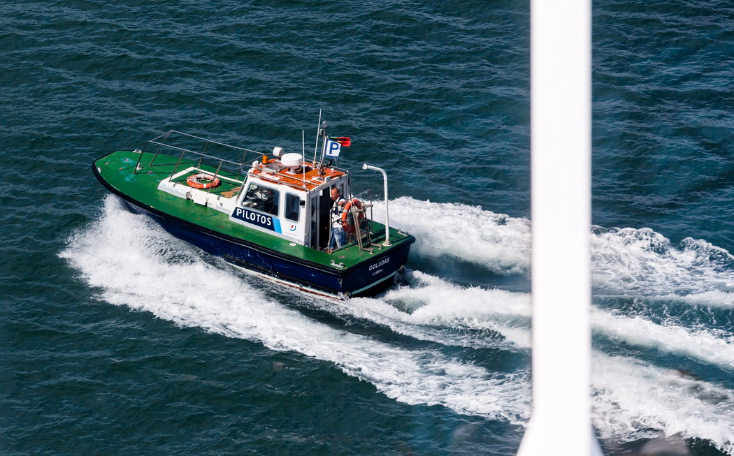 Вокруг Европы северным путём: круиз Oceania Marina, сентябрь 2014
