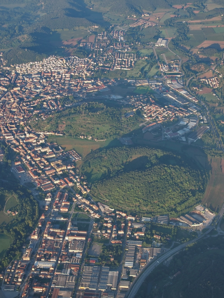 Полеты на воздушном шаре (мои дни рождения в Испании)