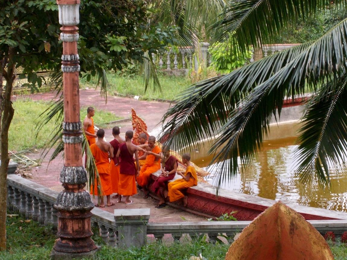 Как отдохнуть в камбодже самостоятельно