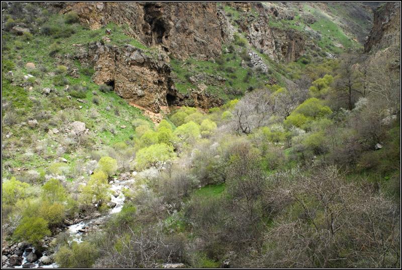 Армянский экспресс (май 2011). Вокруг Еревана за 3 дня