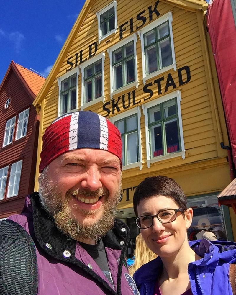 Галопом по Норвегии или про то, как не надо делать (июнь 2017)