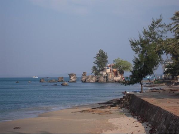 Храм Тянь Хоу на острове Фукуок ?