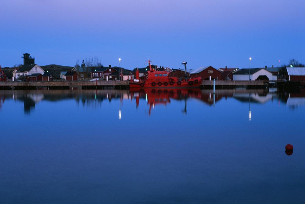 Остров Утё (Uto). Самая южная Финляндия