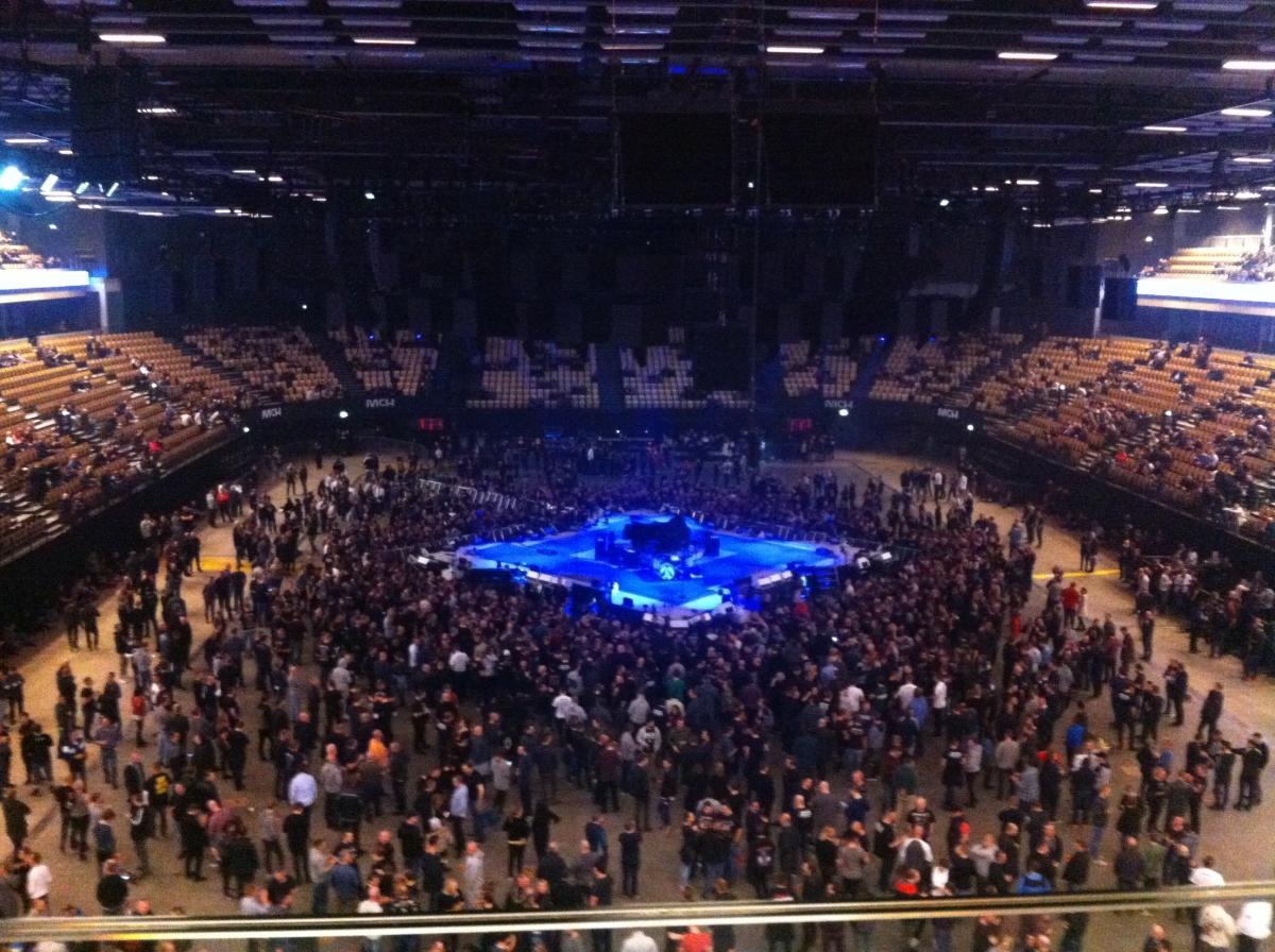 """""""Внезапная"""" Metallica в Дании 27.03.2018 + логистика + покупка билета у viagogo"""
